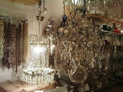 Gamla lampkupor